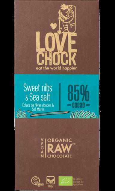 Sweet Nibs & Sea Salt